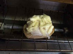 ブランパンバーガー