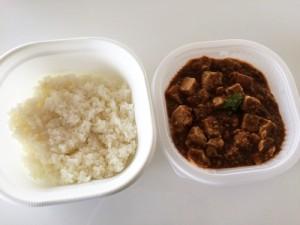 旨辛四川風麻婆丼(花山椒付)